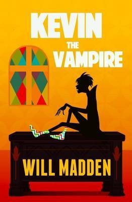 Kevin the Vampire by Will Madden image