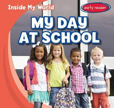 My Day at School by Tina Benjamin image