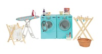 Our Generation: Laundry Accessory Set - Tumble & Spin