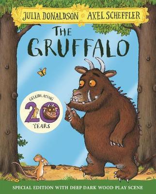 The Gruffalo 20th Anniversary Edition by Julia Donaldson image