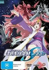 Gundam Seed - Vol 09 on DVD