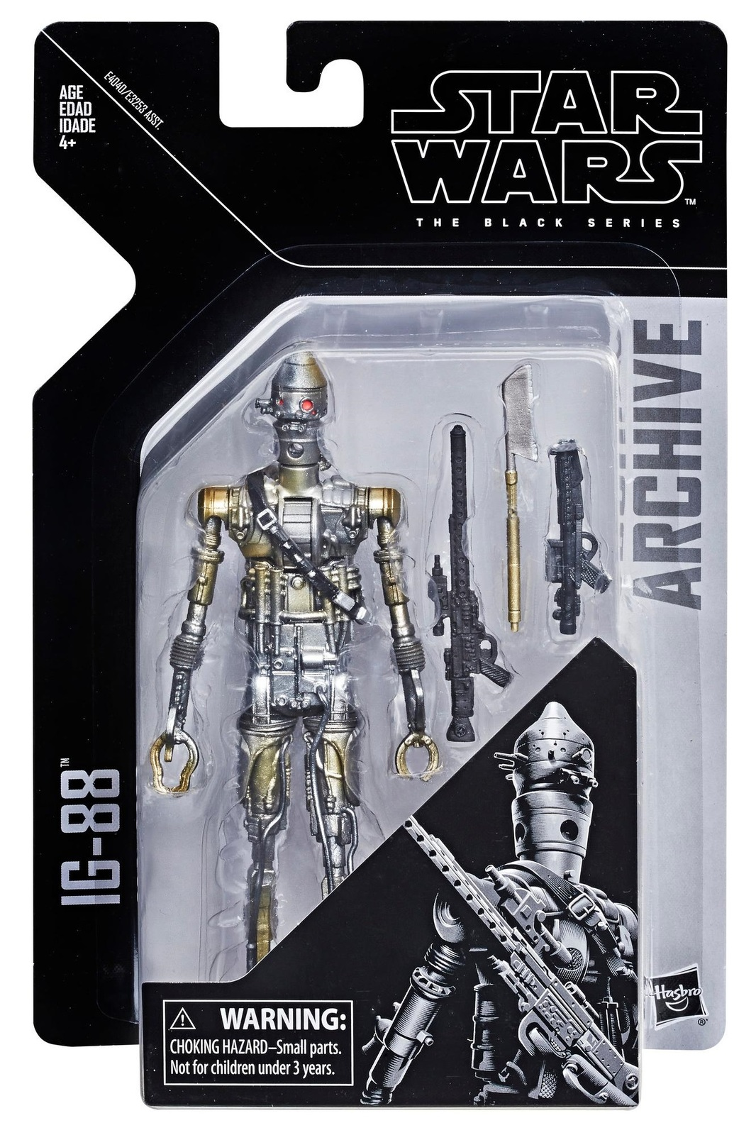"Star Wars: IG-88 - 6"" Action Figure image"