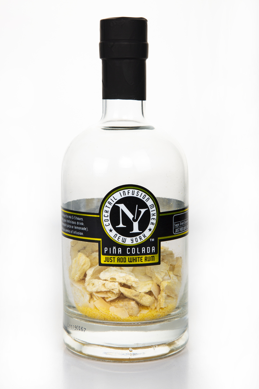 New York Cocktail Infusion - Pina Colada (130g)