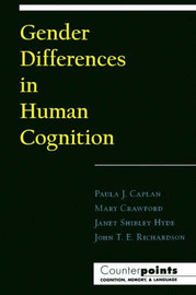 Gender Differences in Human Cognition image