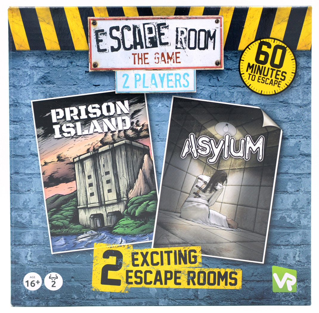Escape Room: The Game - 2 Player Edition image