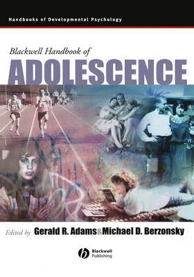 Blackwell Handbook of Adolescence image