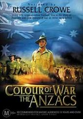 Colour Of War - The Anzacs on DVD