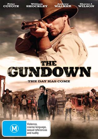 The Gundown DVD image
