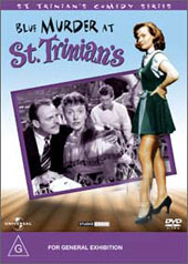 Blue Murder At St. Trinian's on DVD