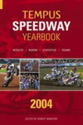 Tempus Speedway Yearbook by Robert Bamford