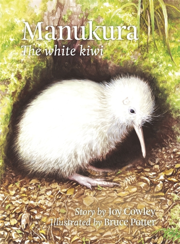 Manukura: The White Kiwi by Joy Cowley