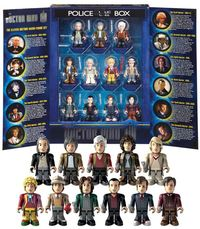 Doctor Who - 11 Doctors 50th Anniversary Pack