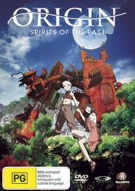 Origin - Spirits Of The Past on DVD image