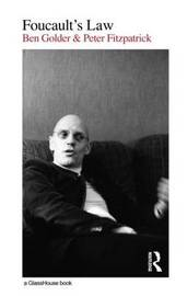 Foucault's Law by Ben Golder image