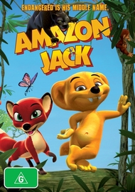 Amazon Jack on DVD