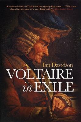 Voltaire in Exile by Ian Davidson