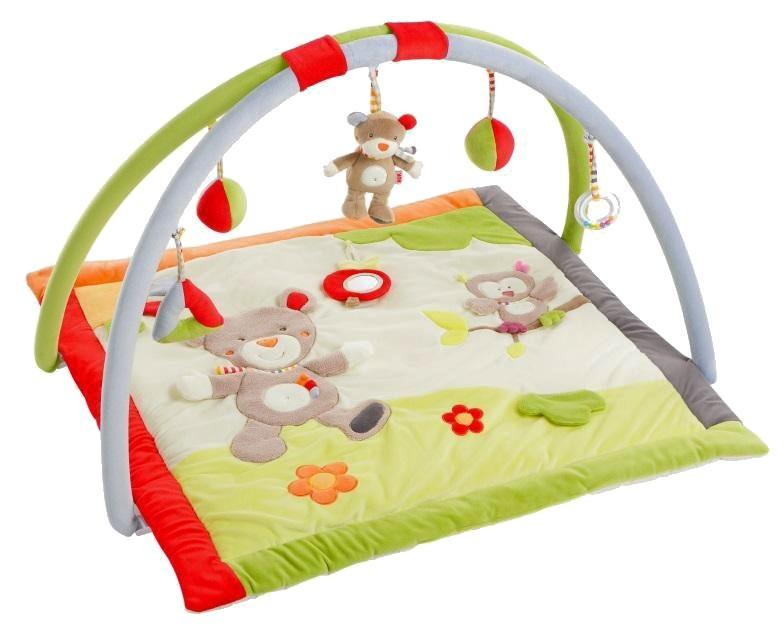 NUK: Forest Fun - 3-D Activity Quilt image