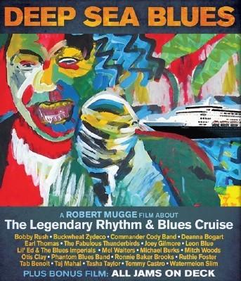 Deep Sea Blues on Blu-ray