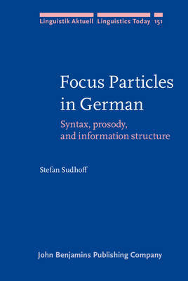 Focus Particles in German by Stefan Sudhoff image