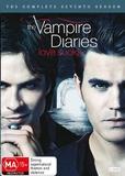 Vampire Diaries - The Complete Seventh Season on DVD