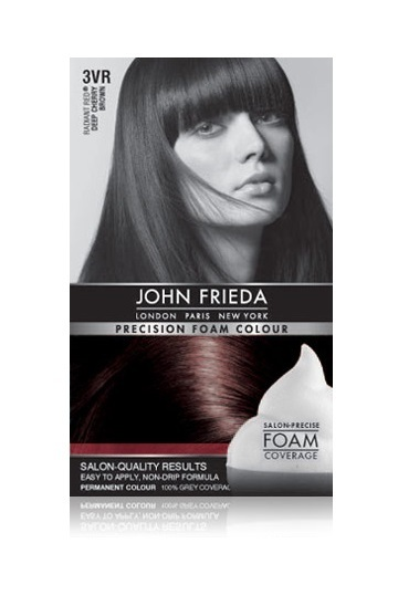 John Frieda Precision Foam Colour - 3VR (Deep Cherry Brown)