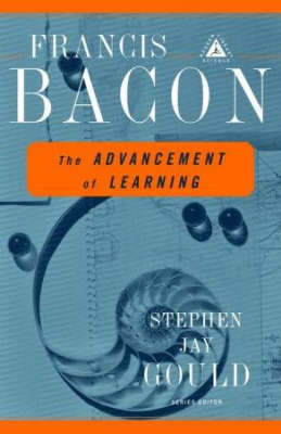 Advancement Of Learning by Francis Bacon