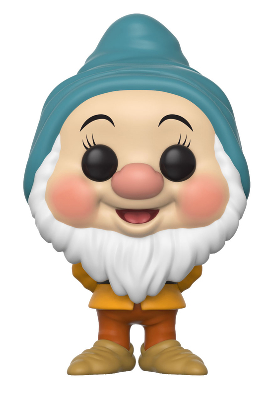 Snow White & the Seven Dwarfs - Bashful Pop! Vinyl Figure
