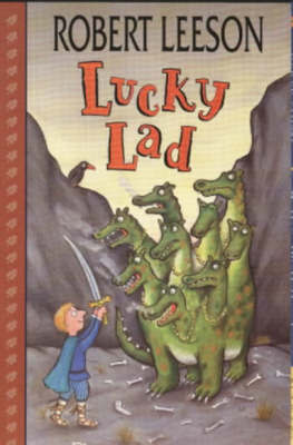 Lucky Lad by Robert Leeson image