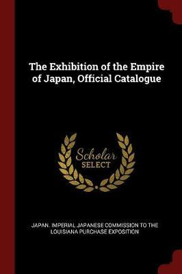 The Exhibition of the Empire of Japan, Official Catalogue