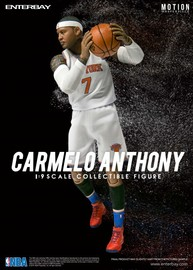 NBA: Carmelo Anthony - 1/9 Scale Action Figure