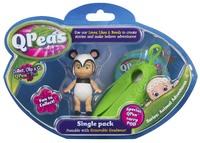 QPeas: Posable Mini Dolls - Single (Gigi)