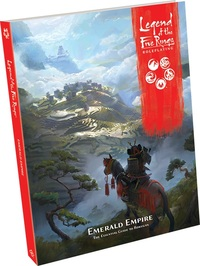 Legend of the Five Rings Roleplaying Game - Emerald Empire