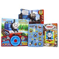 Thomas & Friends Read, Find And Play 3-Book Set by Thomas & Friends