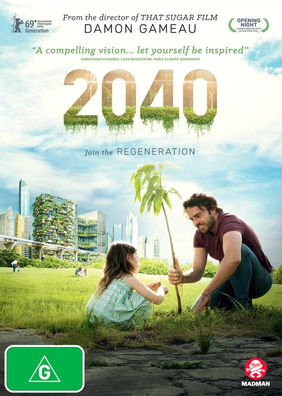 2040 on DVD