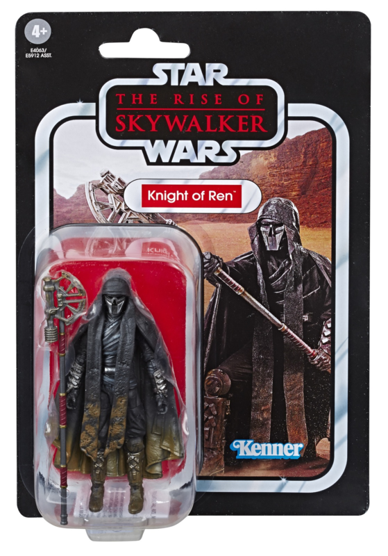 "Star Wars: 3.75"" Vintage Figure - Knight Of Ren"