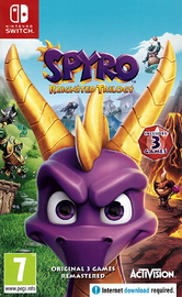 Spyro Reignited Trilogy for Switch