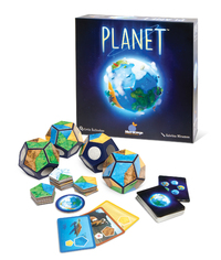 Planet - Board Game image