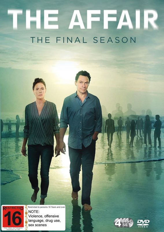 The Affair - The Complete Fifth Season on DVD