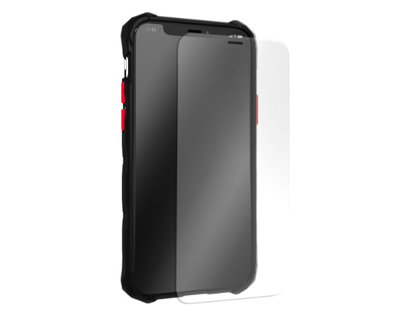Element Glass (iPhone 12 Mini) - Clear