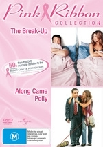 Break-Up, The / Along Came Polly - Pink Ribbon Collection on DVD