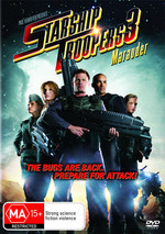 Starship Troopers 3 - Marauder on DVD
