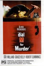 Dial M For Murder on DVD