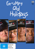 Grumpy Old Holidays on DVD