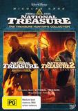 National Treasure - The Treasure Hunter's Collection (National Treasure / National Treasure 2: Book Of Secrets) (2 Disc Set) DVD