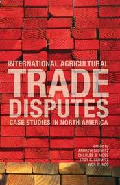 International Agricultural Trade Disputes image