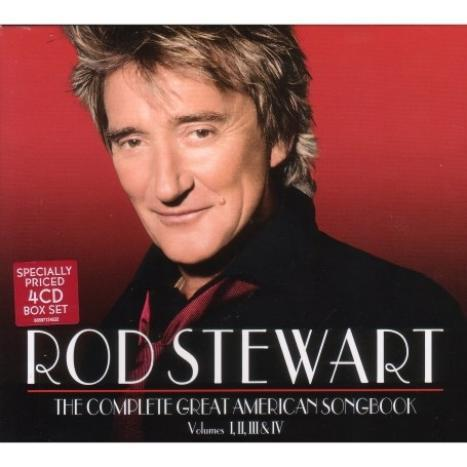 The Complete Great American Songbook by Rod Stewart