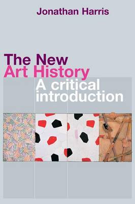 The New Art History by Jonathan Harris image