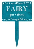 Fairies Garden - Wooden Garden Sign