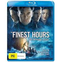 The Finest Hours on Blu-ray
