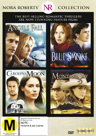 The Nora Roberts Collection on DVD